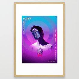 New Stuff Framed Art Print