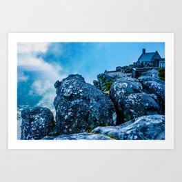 able Mountain View, Cape Town. Art Print