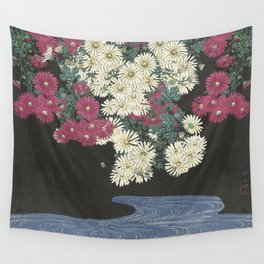 The beauty already there. Wall Tapestry