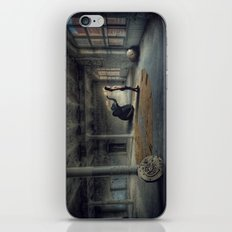 Time factory iPhone & iPod Skin