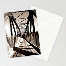Shadowed Bridge Stationery Cards