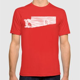Deep Seasaw Diver T-shirt