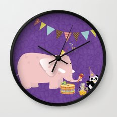 Music Band Wall Clock