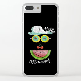 Hello, I'm Summer Clear iPhone Case