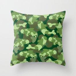 catfish #21 Throw Pillow