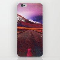 verse iPhone & iPod Skins featuring Verse II by Daniel Montero