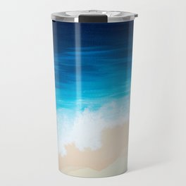 Above the Sea Travel Mug