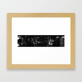 PANS : Tara & Rick : 10 Framed Art Print