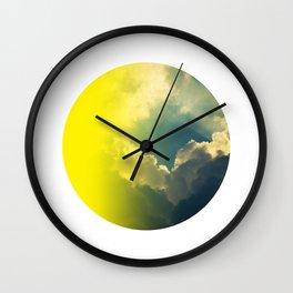 Geoform 1 Wall Clock