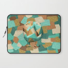 chick camouflage  Laptop Sleeve