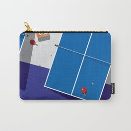 PINGPONG_BL Carry-All Pouch