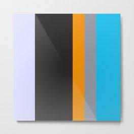 portal II palette Metal Print