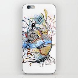 Mermaid Mantra iPhone Skin