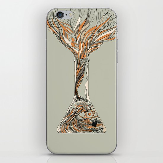 Science & Wonder iPhone & iPod Skin
