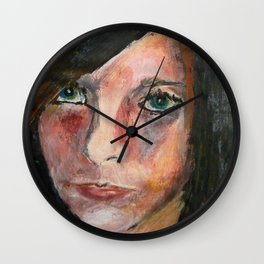 If We Had A Daughter Wall Clock