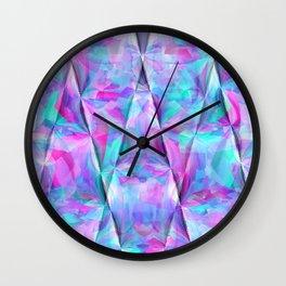 Ripping geometrics..... Wall Clock