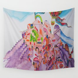 dream world Wall Tapestry