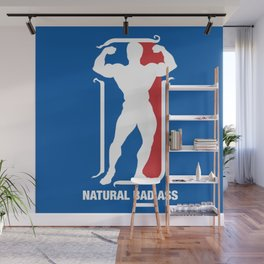 NBA Wall Mural