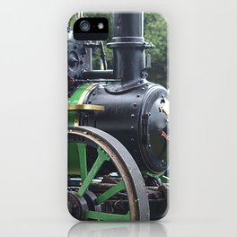 Steam Power 2 - Tractor iPhone Case