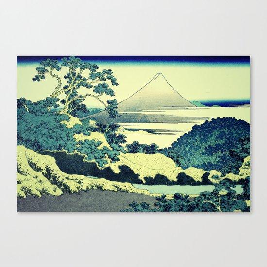 Crossing at Kina Canvas Print