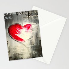 Remember love 2 Stationery Cards