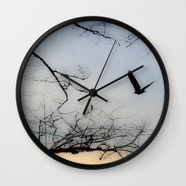 My Friend, The Eagle Wall Clock