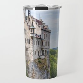Lichtenstein castle Travel Mug