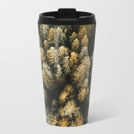 pine forest in the north cascades Travel Mug