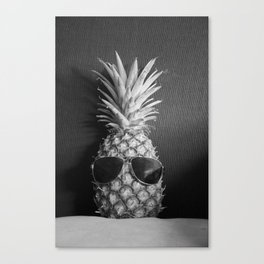 The ultimate pineapple Canvas Print