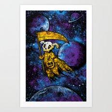 Space Ghost 3.0 Art Print
