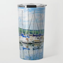 Glen Harbour Marina Travel Mug