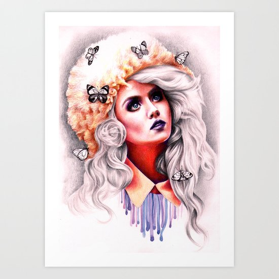 Allison Elizabeth Harvard Art Print