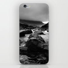Capel Curig, Snowdonia, Wales. iPhone & iPod Skin