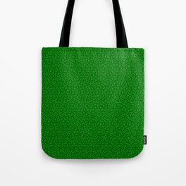 Abstract 17 020 green Tote Bag