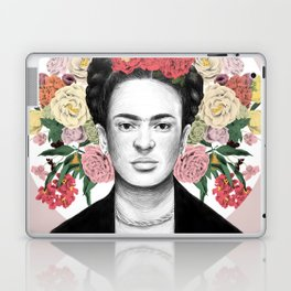 My Glorified Frida Kahlo Laptop & iPad Skin