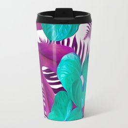 Anthurium purple Travel Mug
