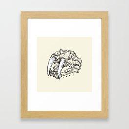 Sabre. Framed Art Print
