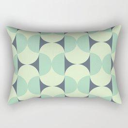 Beans Green Rectangular Pillow