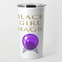 Black Girl Magic Travel Mug