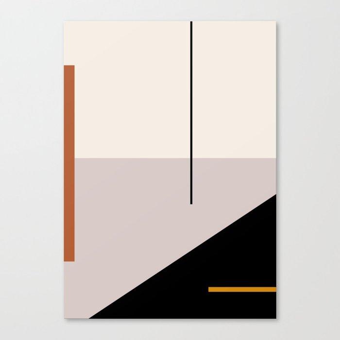 abstract minimal 28 Canvas Print