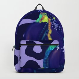 Who's That Girl? Backpack