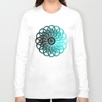 cycle Long Sleeve T-shirts featuring Cycle by Advocate Designs