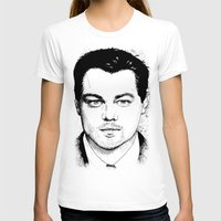 leonardo dicaprio T-shirts featuring Leonardo DiCaprio by beecharly