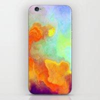 nirvana iPhone & iPod Skins featuring Nirvana by Ranadeep
