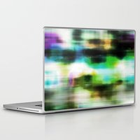 techno Laptop & iPad Skins featuring Techno Dream by Idle Amusement