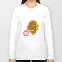 dreamer Long Sleeve T-shirts featuring Dreamer by Oga Mendonça