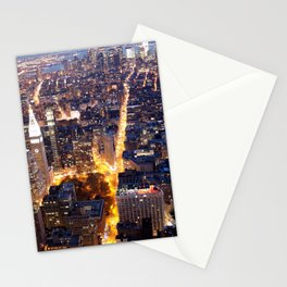 NYC FIRE Stationery Cards
