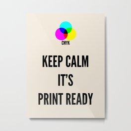 Print Ready Light Metal Print
