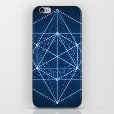 Sacred geometry / Minimal Hipster Symbol Art iPhone & iPod Skin