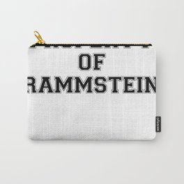 Property of RAMMSTEIN Carry-All Pouch